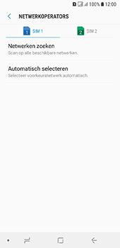 Samsung Galaxy A6 - Bellen - in het buitenland - Stap 7
