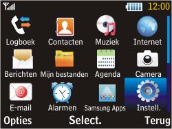 Samsung S3570 Chat 357 - Buitenland - Bellen, sms en internet - Stap 3