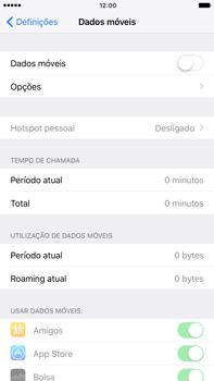 Apple iPhone 7 Plus - Internet no telemóvel - Como ativar os dados móveis -  4