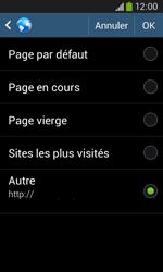 Samsung S7275 Galaxy Ace III - Internet - Configuration manuelle - Étape 26
