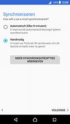 Sony F5121 Xperia X - Android Nougat - E-mail - handmatig instellen (yahoo) - Stap 10
