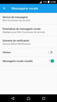 Sony Xperia Z5 Premium - Android Nougat - Messagerie vocale - configuration manuelle - Étape 7