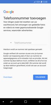Samsung Galaxy S9 (SM-G960F) - Applicaties - Account aanmaken - Stap 14