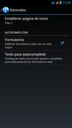 Wiko Stairway - Internet - Configurar Internet - Paso 28