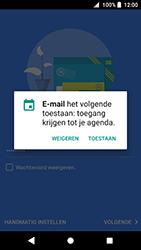 Sony Xperia XZ Premium - Android Oreo - E-mail - e-mail instellen (outlook) - Stap 12