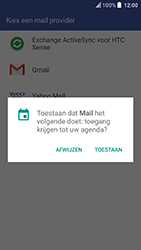 HTC U Play (Model 2PZM3) - E-mail - 032c. Email wizard - Outlook - Stap 7