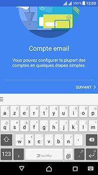 Sony Xperia L1 - E-mails - Ajouter ou modifier un compte e-mail - Étape 7