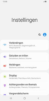 Samsung Galaxy S8+ - Android Pie (SM-G955F) - WiFi - Handmatig instellen - Stap 4