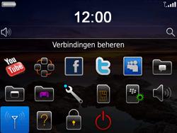 BlackBerry 9780 Bold - WiFi - Handmatig instellen - Stap 3