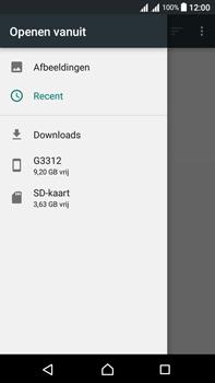 Sony Xperia L1 - E-mail - Hoe te versturen - Stap 13