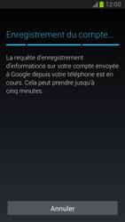 Samsung Galaxy Note 2 - Premiers pas - Créer un compte - Étape 24