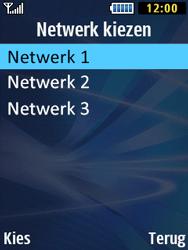 Samsung B2710 Xcover 271 - Buitenland - Bellen, sms en internet - Stap 8