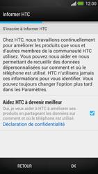 HTC One - Premiers pas - Créer un compte - Étape 6