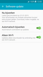 Samsung G903F Galaxy S5 Neo - Netwerk - Software updates installeren - Stap 7