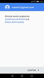 Huawei P10 Lite - E-mail - Configurar Gmail - Paso 12