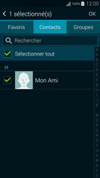 Samsung Galaxy Alpha - E-mails - Envoyer un e-mail - Étape 7