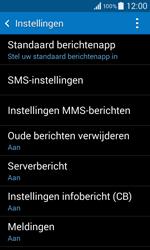 Samsung G355 Galaxy Core 2 - SMS - Handmatig instellen - Stap 6