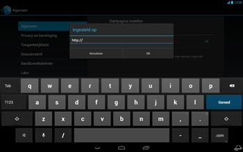 Acer Iconia Tab A3 - Internet - Handmatig instellen - Stap 25