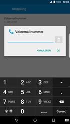 BlackBerry Priv (STV100-4) - Voicemail - Handmatig instellen - Stap 10