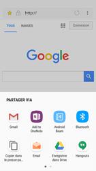 Samsung Galaxy S7 - Android Nougat - Internet - navigation sur Internet - Étape 19