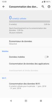 Sony Xperia XZ3 - Internet - activer ou désactiver - Étape 8