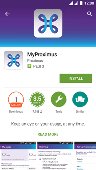 OnePlus 3 - Applications - MyProximus - Step 7