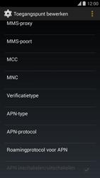 Blackphone Blackphone 4G (BP1) - Internet - Handmatig instellen - Stap 12