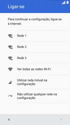Motorola Moto C Plus - Primeiros passos - Como ligar o telemóvel pela primeira vez -  7