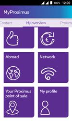 Alcatel Pixi 4 (4) - Applications - MyProximus - Step 17