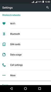 Acer Liquid Zest 4G Plus DualSim - Network - Change networkmode - Step 5