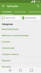 LG C70 / SPIRIT - Aplicações - Como pesquisar e instalar aplicações -  6