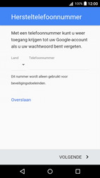 Acer Liquid Z530 - Applicaties - Account aanmaken - Stap 11