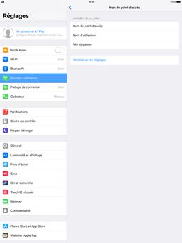 Apple Apple iPad Pro 12.9 - iOS 11 - Internet - Configuration manuelle - Étape 7