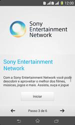 Sony D2105 Xperia E1 Dual - Primeiros passos - Como ativar seu aparelho - Etapa 9