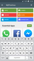 Samsung G920F Galaxy S6 - Applications - MyProximus - Step 6