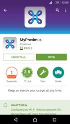 Sony Xperia M5 - Applications - MyProximus - Step 9