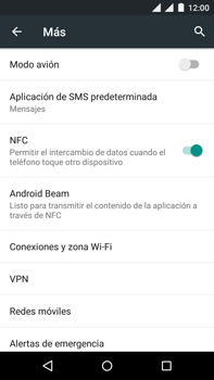 Motorola Moto X Play - Internet - Configurar Internet - Paso 9