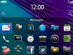 BlackBerry 9790 Bold - Settings - Configuration message received - Step 9
