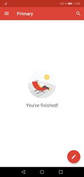 Huawei P20 Lite - E-mail - Manual configuration (gmail) - Step 13
