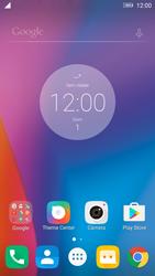 Lenovo Vibe K6 - Wi-Fi - Como usar seu aparelho como um roteador de rede wi-fi - Etapa 1