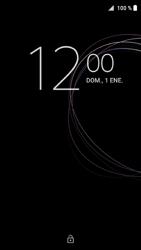 Sony Xperia XZ1 - Primeros pasos - Activar el equipo - Paso 4