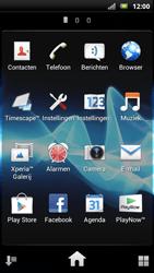 Sony Ericsson Xperia Neo met OS 4 ICS - WiFi - Handmatig instellen - Stap 4