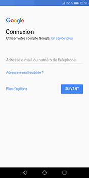 Huawei P Smart - Applications - Créer un compte - Étape 3