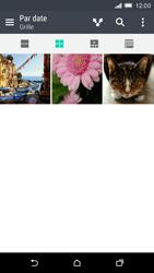 HTC One M9 - Photos, vidéos, musique - Envoyer une photo via Bluetooth - Étape 4