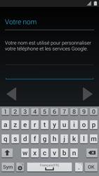 Samsung Galaxy S5 - Premiers pas - Créer un compte - Étape 9