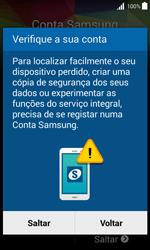 Samsung Galaxy Trend 2 Lite - Primeiros passos - Como ligar o telemóvel pela primeira vez -  13