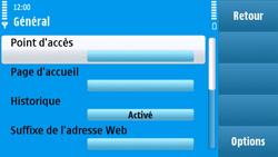 Nokia N97 - Internet - configuration manuelle - Étape 22