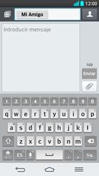LG G2 - Mensajería - Escribir y enviar un mensaje multimedia - Paso 8