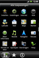 HTC A510e Wildfire S - Buitenland - Bellen, sms en internet - Stap 4