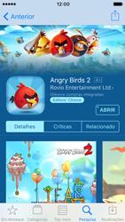 Apple iPhone SE iOS 10 - Aplicações - Como pesquisar e instalar aplicações -  18